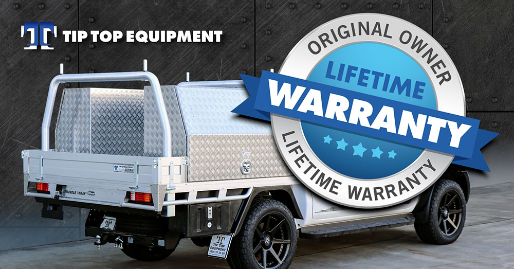 Tip top equipment social graphic