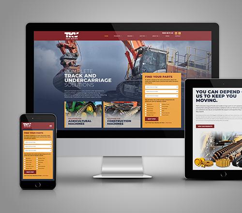 TKV Website Design Development